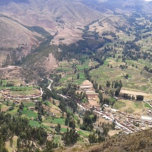 This is Pisac part of the Sacred Valley in Cuscohellip