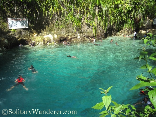 Going To The Enchanted River Hinatuan