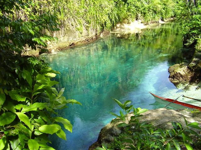 Enchanted River, Hinatuan