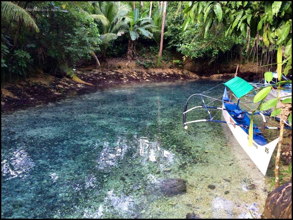 enchanted river boat