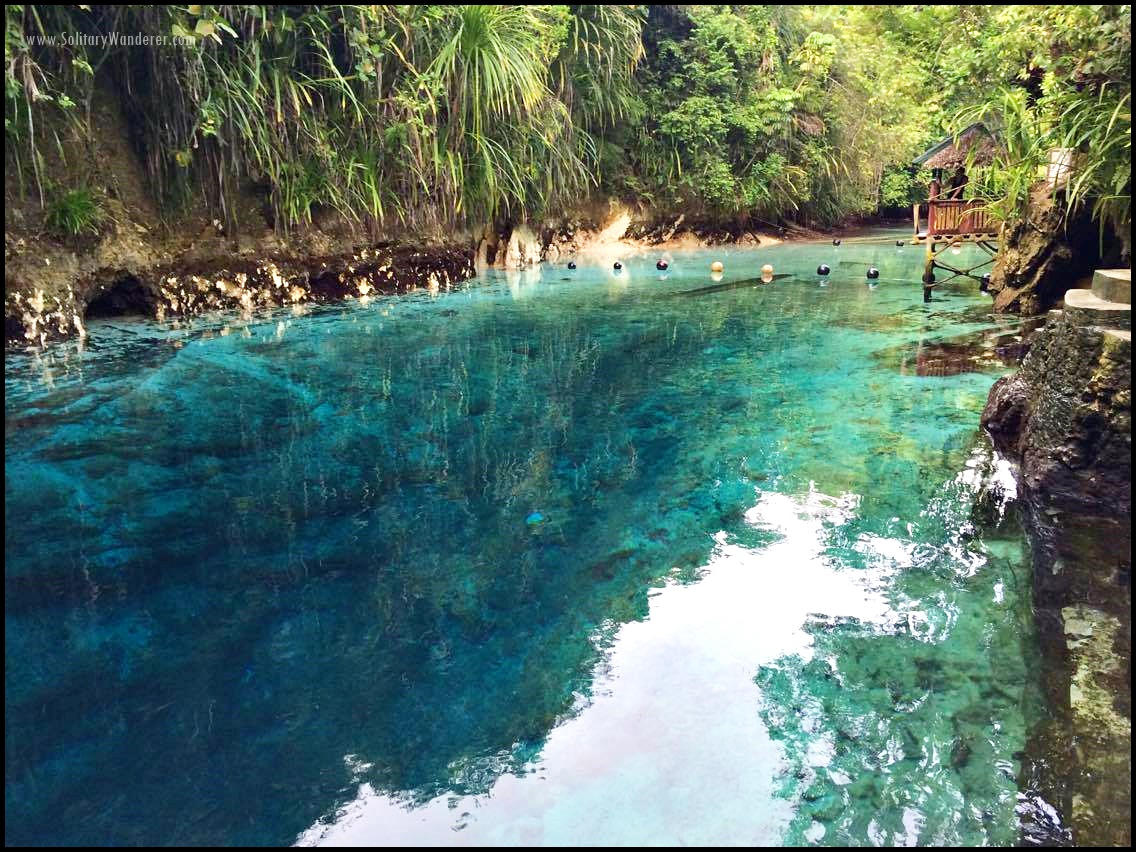 enchanted river hut