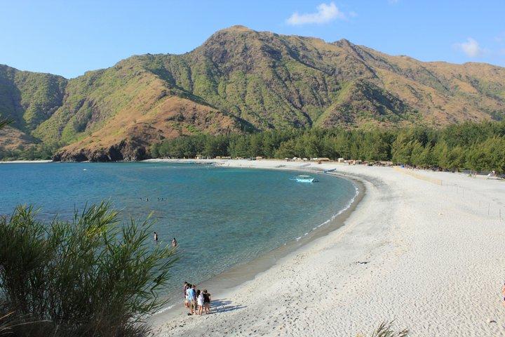 Anawangin Cove, Zambales