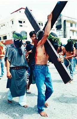 carrying-Cross