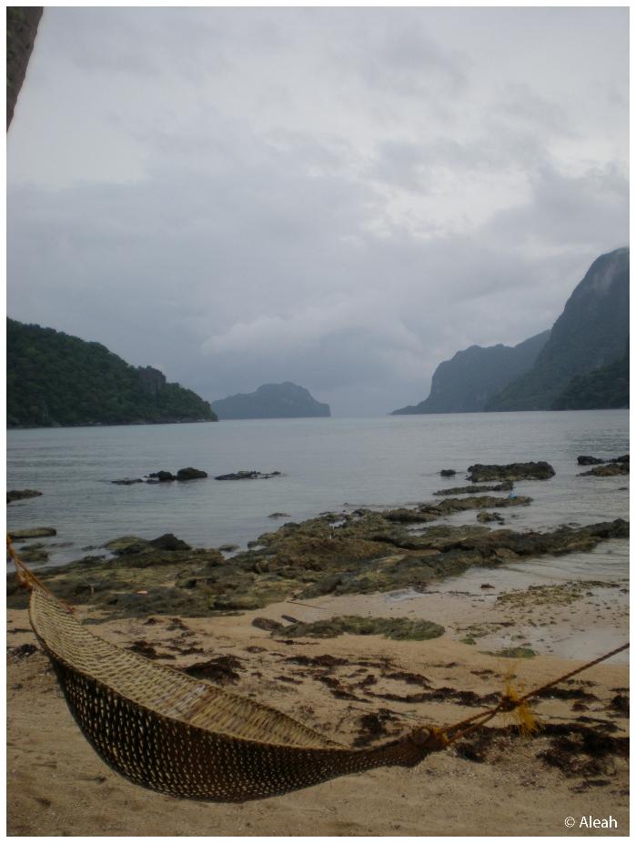 beach in El Nido, Palawan