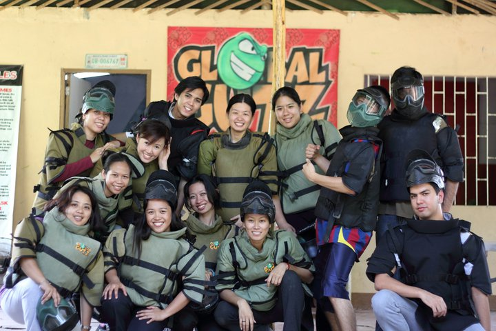 La Mesa Paintball