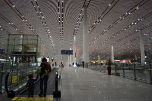 Beijing Capital International Airport—The Amazing Terminal 3