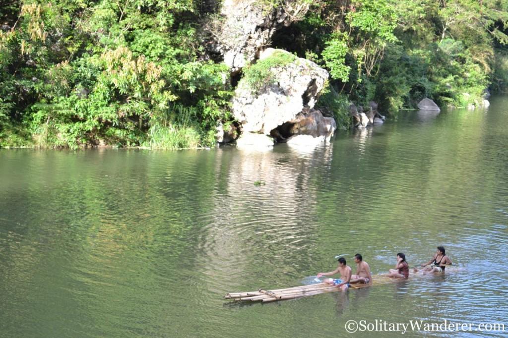 Boating in Wawa Dam