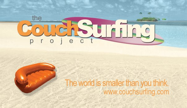 Couchsurfing Project