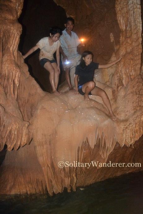Danakit Cave pool