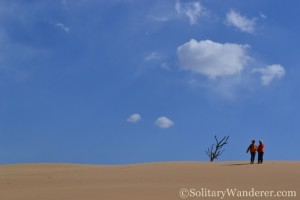 Day Trip from Beijing – Tianmo Desert