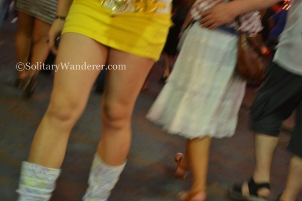 Legs in Pattaya
