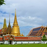 Visit the Grand Palace in Bangkok, Thailand