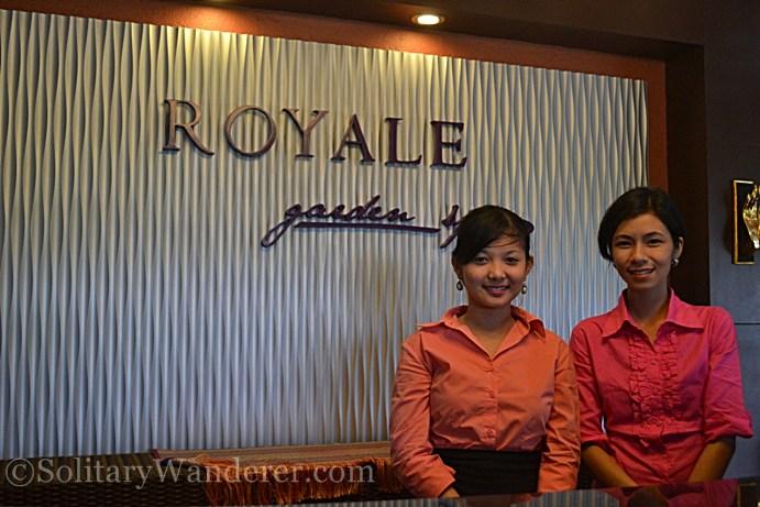 Royale Garden Spa