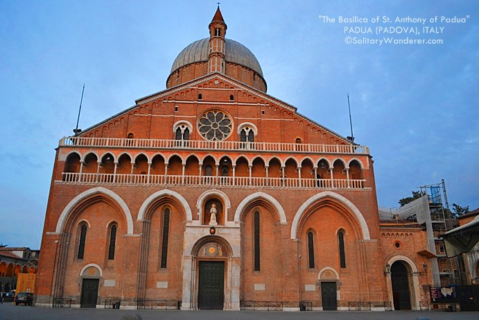 Basilica of St. Anthony de Padua