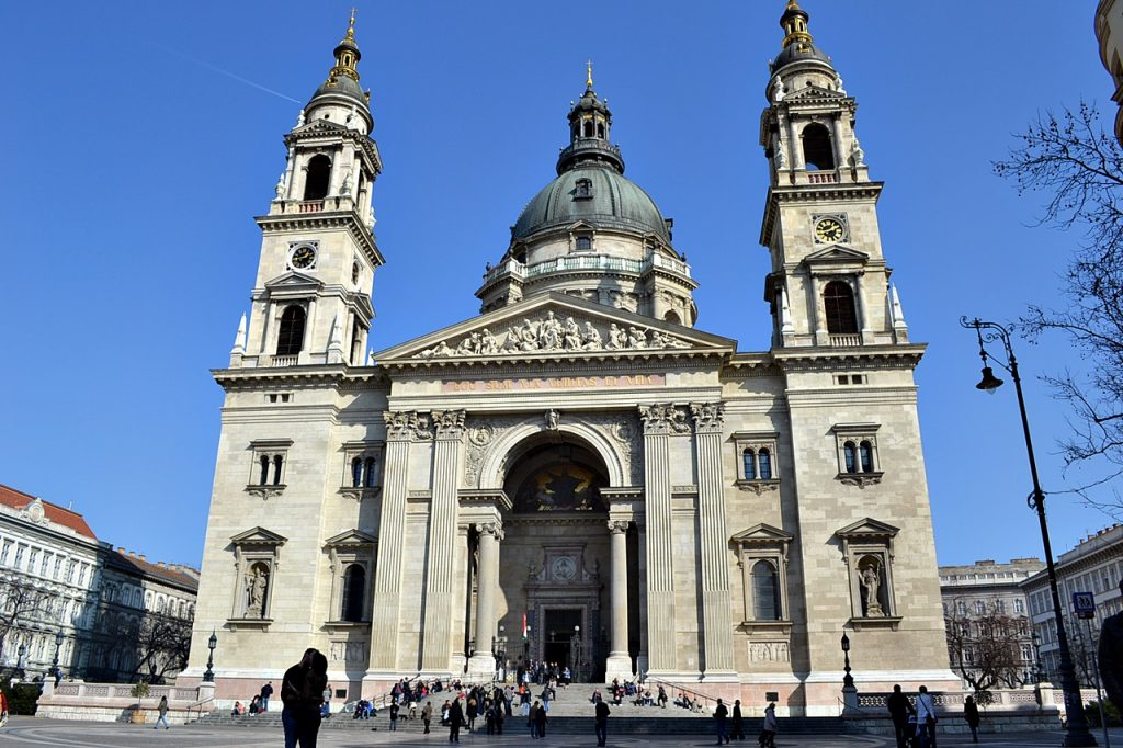 budapest stephen's basilica
