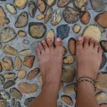 Foot Reflexology at Kek Look Tong Cave