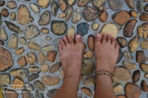 Foot Reflexology at Kek Look Tong Cave
