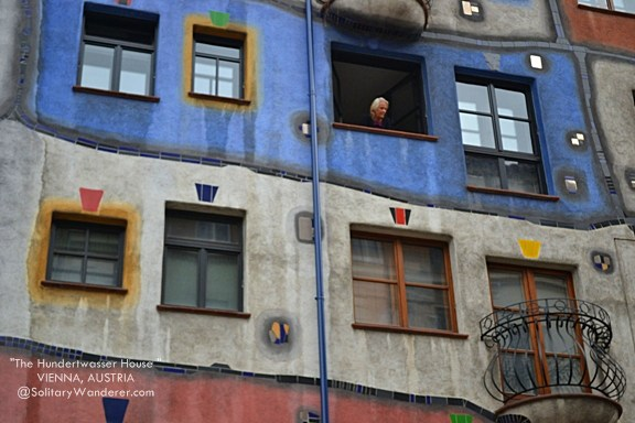 Welcome to Hundertwasser House.
