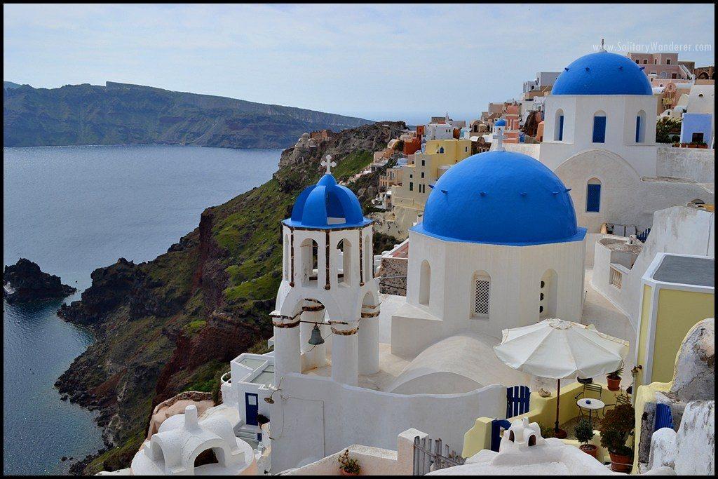 oia santorini greece aleah solitary wanderer