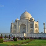 The Magnificent Taj Mahal