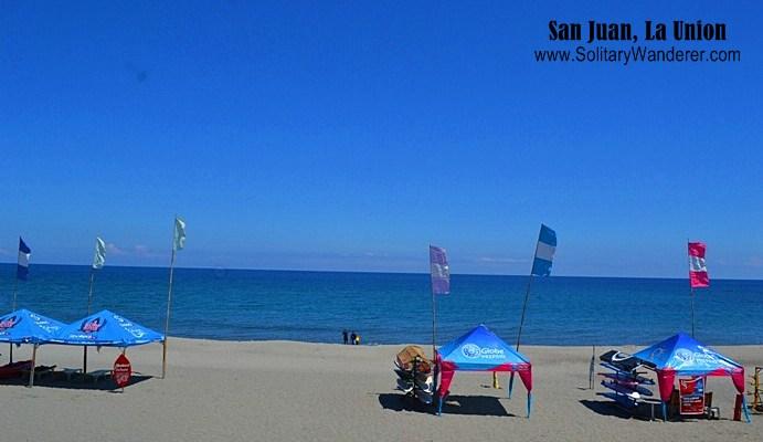 San Juan La Union Beach Resorts