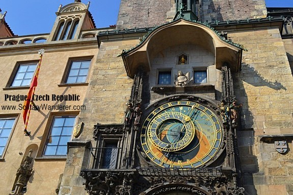 The Prague Astronomical Clock