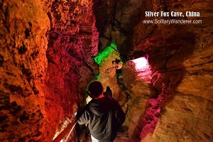 Caving in China – The Silver Fox Cave