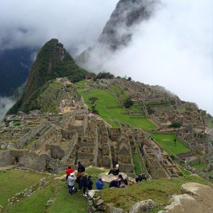 Welcome to Machu Picchu one of the seven wonders ofhellip