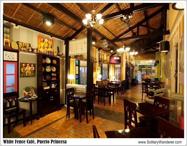 White Fence Café, Palawan