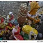 Worshiping the Phallus at the Fertility Shrine in Bangkok