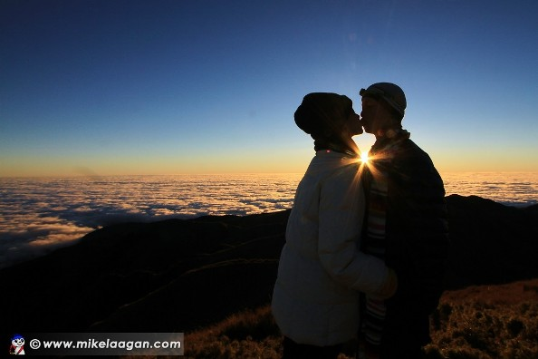 Lovers in Pulag
