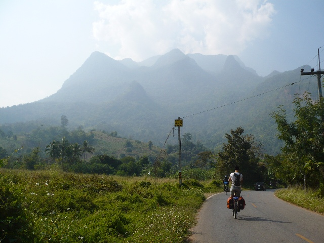 chiang dao mountain thailand