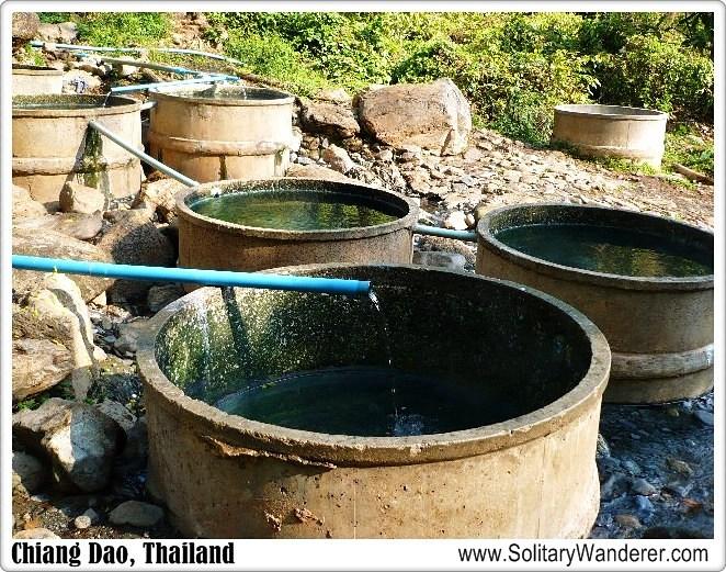 chiang dao hot spring