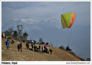 Riding the Wind in Nepal—Paragliding in Pokhara