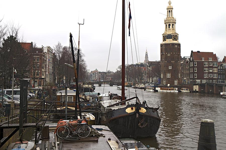 harbor amsterdam