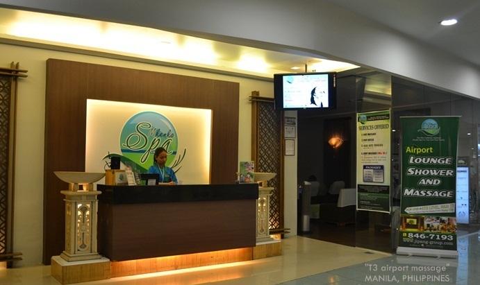 airport massage