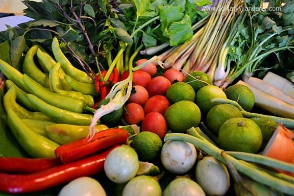 thai cooking sangkhlaburi thailand