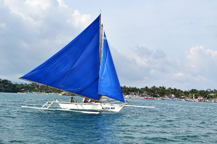 boat boracay
