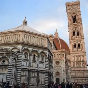 Another beautiful church in Italy is the Duomo in Florencehellip