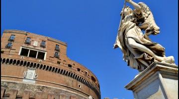 angel in rome