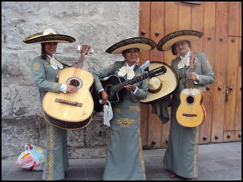 singers arequipa