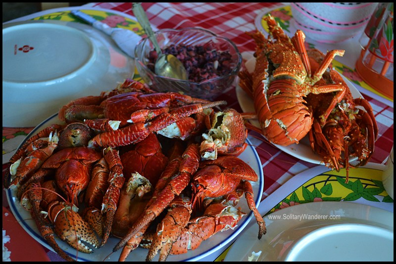 lobster batanes