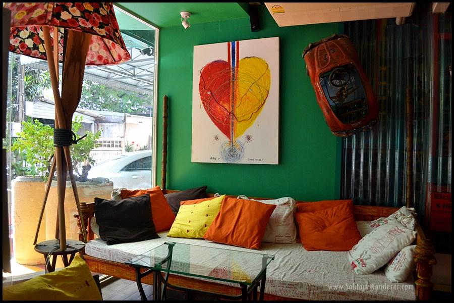 silom art hostel bangkok