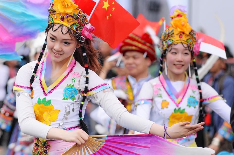 asian african carnival bandung