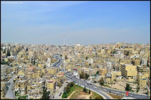 First Impressions of Amman, Jordan