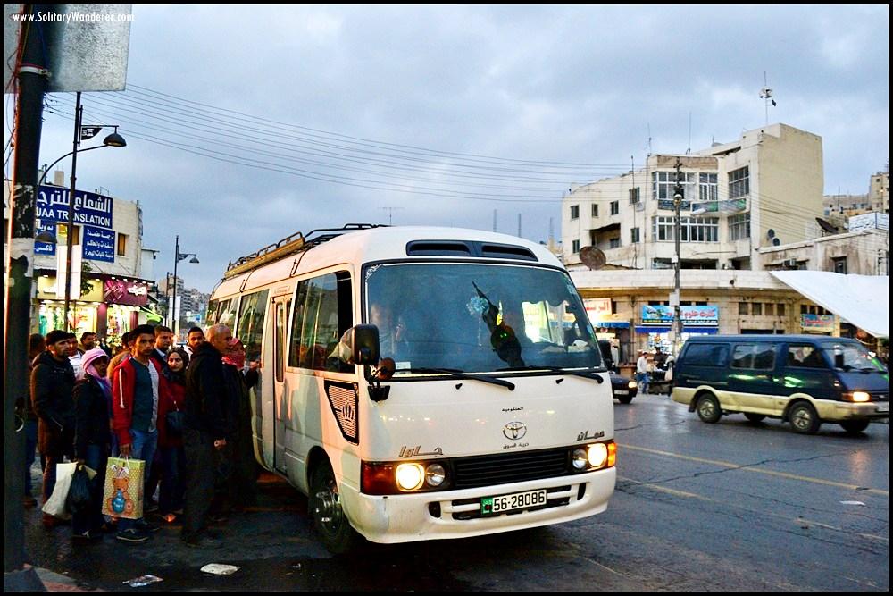 amman minibus
