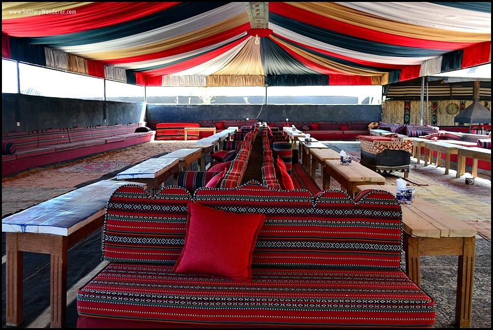captains desert camp