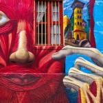 street art in South America