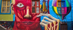 The Best Places for Street Art in South America