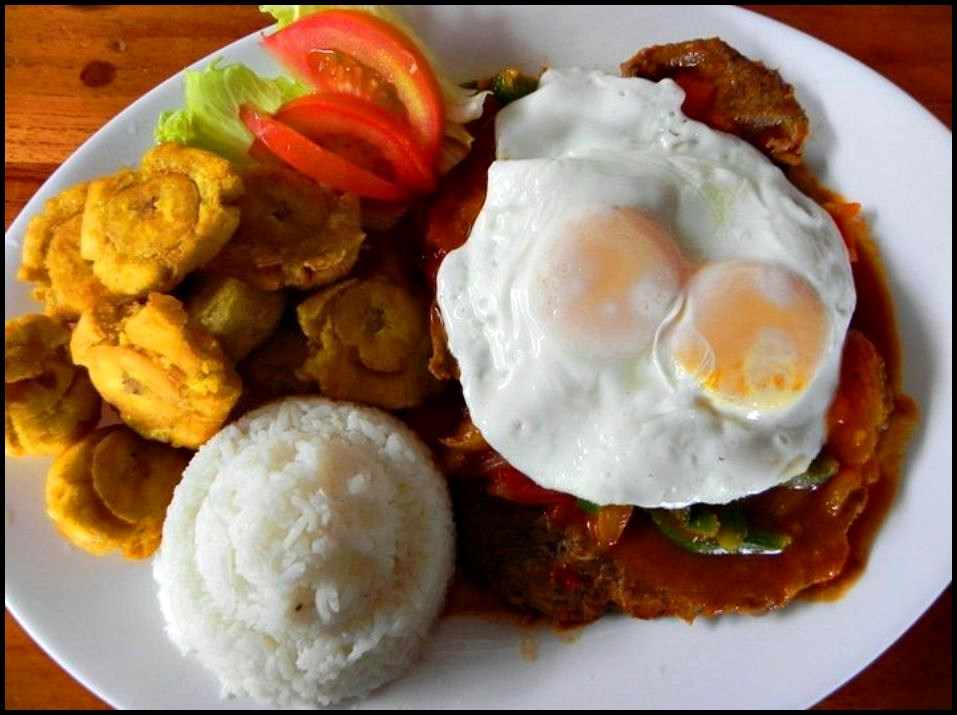Ecuador food south america